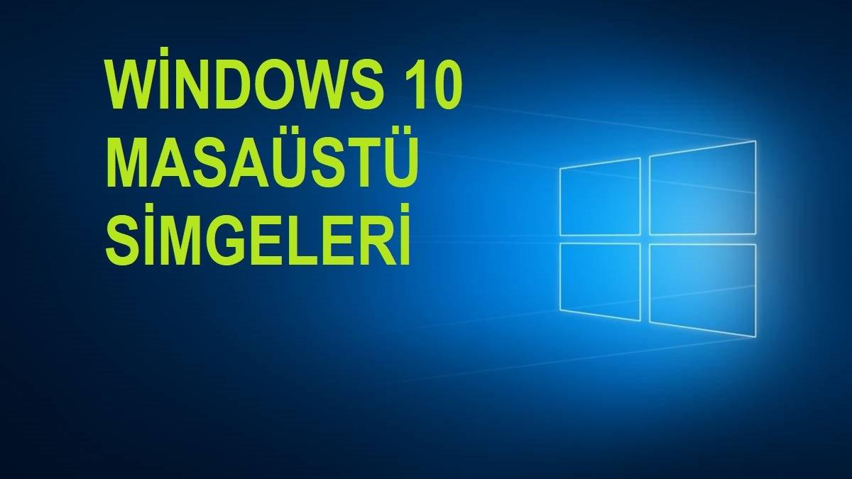 windows  masaüstü